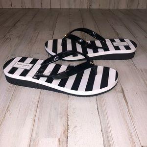 Kate Spade Milli Wedge Flip Flop Sandals